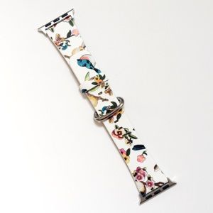 Accessories - NEW Floral Flower Bird BAND For Apple Watch 38mm